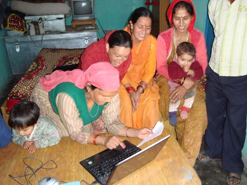 Women's empowerment is non-existent in rural India