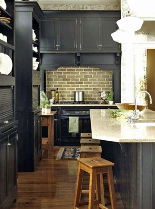 22 Original And Practical Ideas For Kitchen Floor Plans