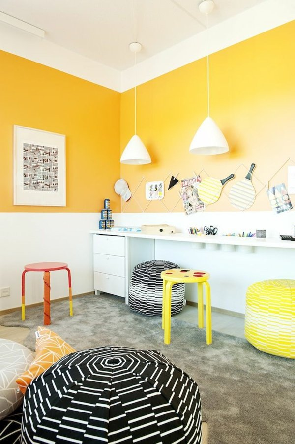 Colorful Wall Color To Choose For Your Own Personal