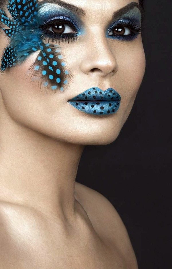 Cool Halloween makeup tips for a unique look Interior - Cool Halloween Makeup Ideas