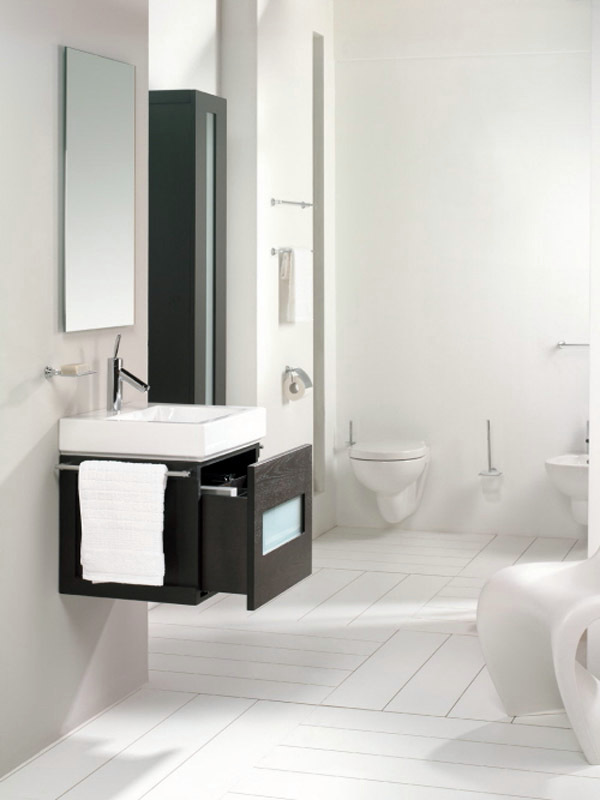 cool tips and ideas for creative bathroom design and