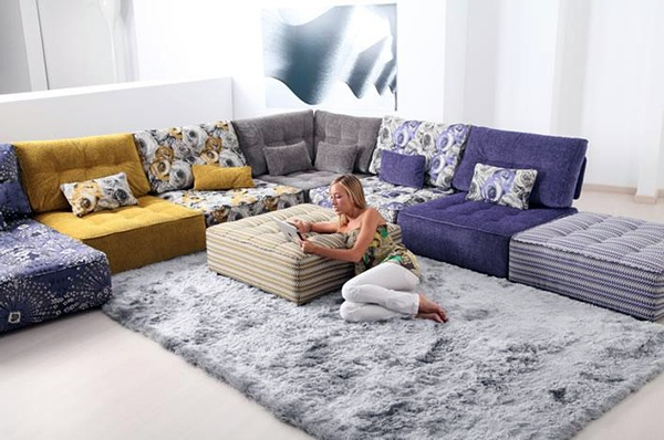 Deep Seated Ideas For Furniture In The Living Room Of Fama