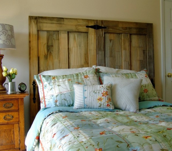 Diy headboard how to make your own rustic headboard from Make your own headboard
