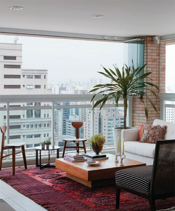 Home Design Ideas Malaysia: Indoor Plants On The Terrace Green Decorating Ideas With