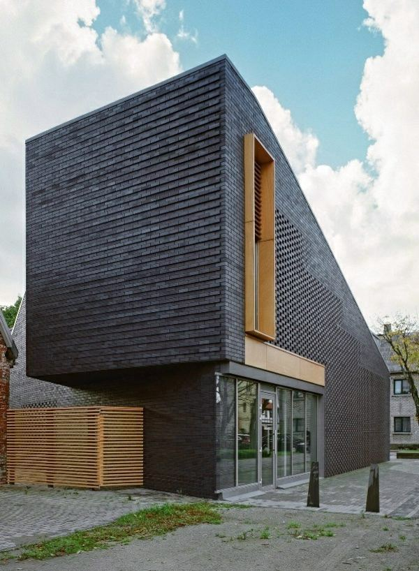 Flat Roof Ideas House Exterior
