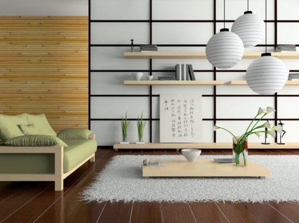 Modern Interior Design Ideas Japanese Style Simplicity