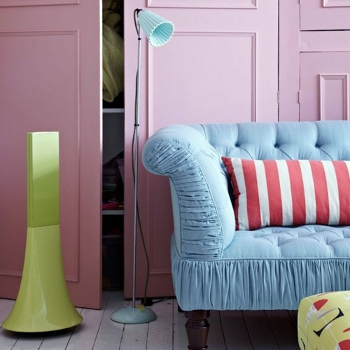 Use pastel color palette in Interior Design - 24 themed ...