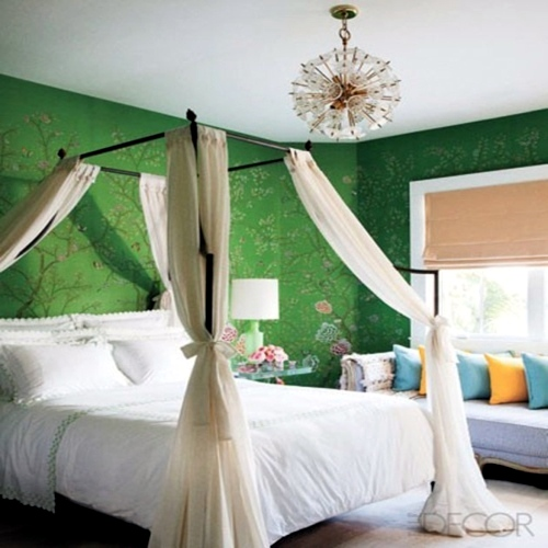 33 amazing white canopy bed design for your bedroom | Interior ...