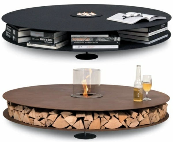 40 Coffee Table Design Ideas – Your home can look
