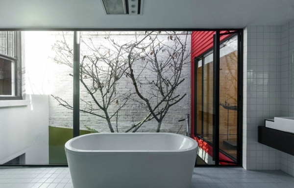 Modern Japanese Family House Sustainable Architecture