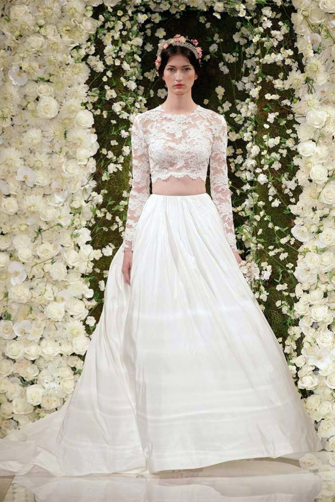 Designer Wedding Dresses – the latest trends in bridal fashion on ...
