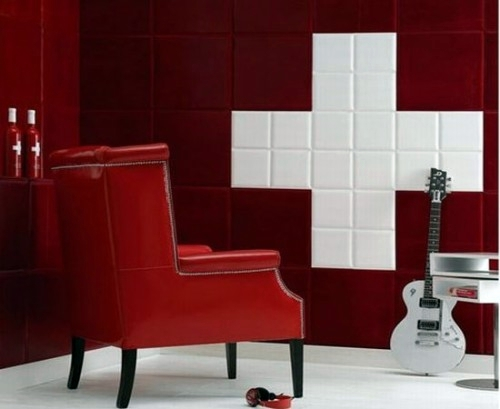 15 Ideas For Exclusive Wall Decoration With Squares