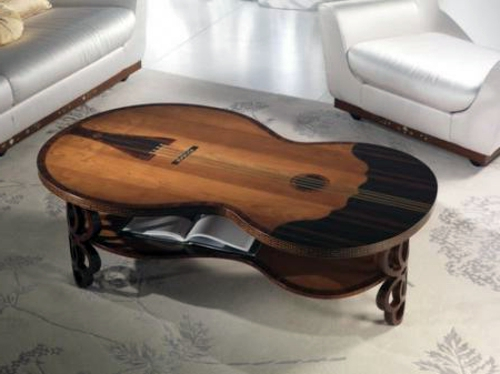 bar made in the form of guitar in italy interior design ideas avso org. Black Bedroom Furniture Sets. Home Design Ideas