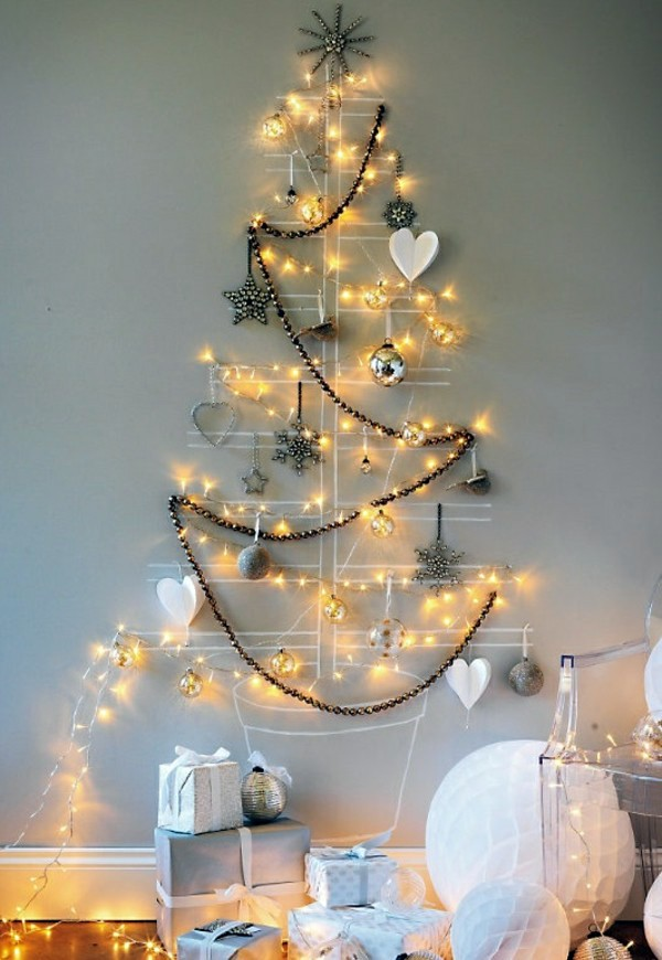 christmas crafts 24 incredibly creative ideas for your. Black Bedroom Furniture Sets. Home Design Ideas