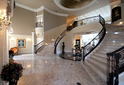 Beautiful Staircase Interior This Beautiful Sight All The Richness And Beauty Of The Most Beautiful