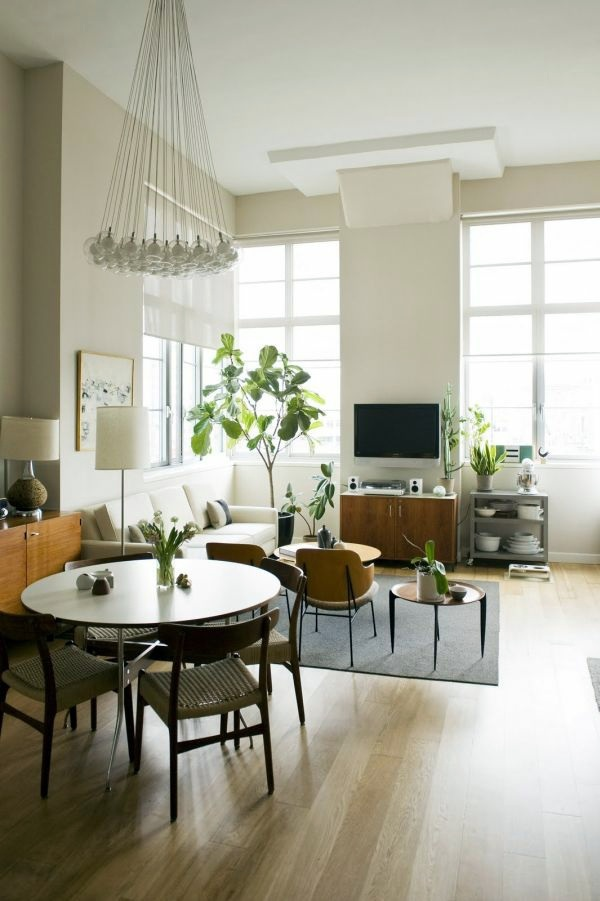 Great ceiling lights for small apartments