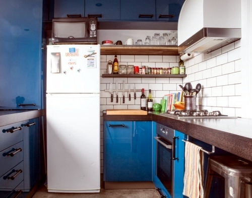 Wonderful Examples for compact kitchens designs!   Interior Design ...