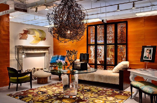 Orange Interior Design fresh bright ideas Interior