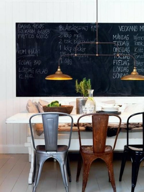 37 ideas to use different chairs in the dining room | Interior ...