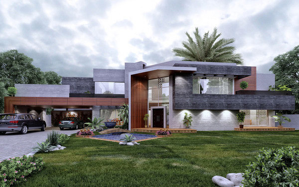 15 modern architect houses which should look Interior Design
