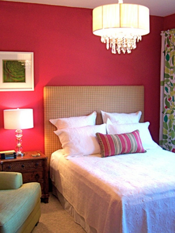 Attractive Beautiful Pink 12 Colorful Bedroom Designs   What Colors Do You Prefer?
