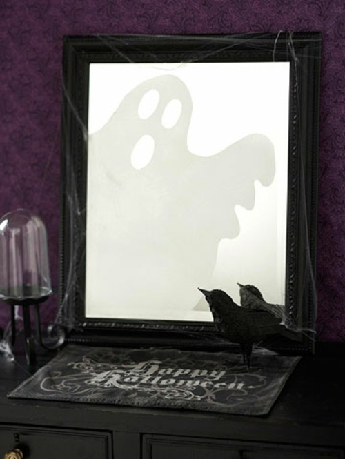 Do It Yourself Home Design: Ghostly Halloween Decorating Ideas To Do It Yourself