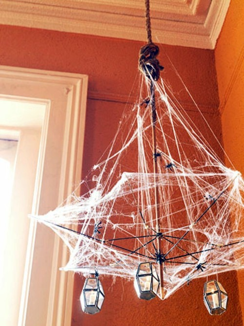 Ghostly halloween decorating ideas to do it yourself interior design ideas avso org for Do it yourself interior design