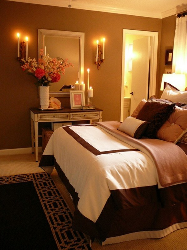 Warm wall colors you can reduce the stress interior design ideas avso org for Romantic bedroom ideas for married couples