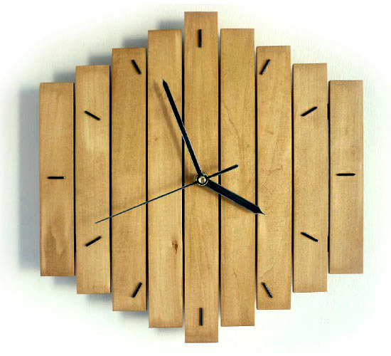 20 clocks decor trends to be always on time interior for Clock ideas