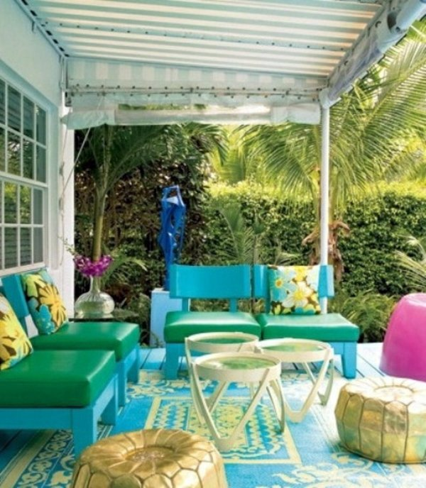outdoor furniture colors. 56 Great Pastel Colors - Patio Design Ideas Outdoor Furniture