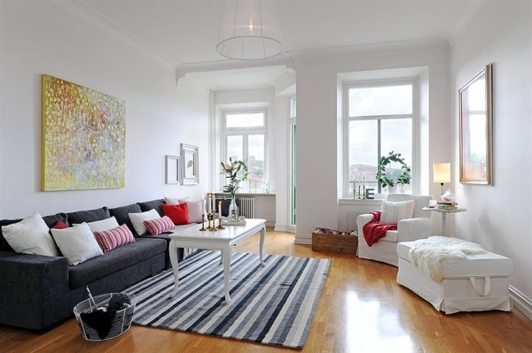 Living Room Designs Red Carpet scandinavian living room designs with a hypnotizing effect