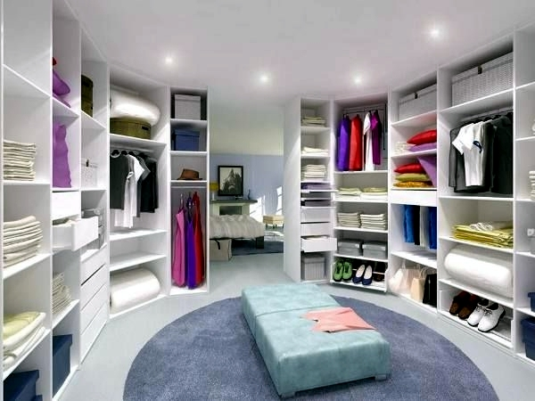 Elegant And Sophisticated Walk In Closet Plan   50 Dressing Chic Furnishings