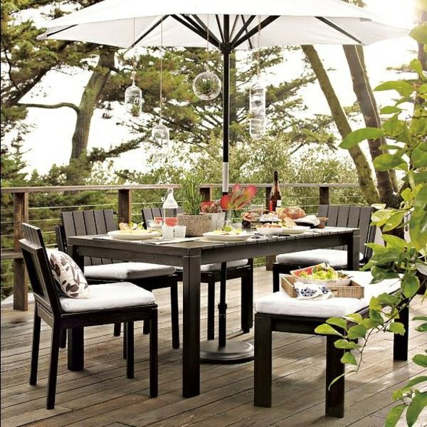 Catering Outdoor Furniture U2013 Eat In Harmony With Nature