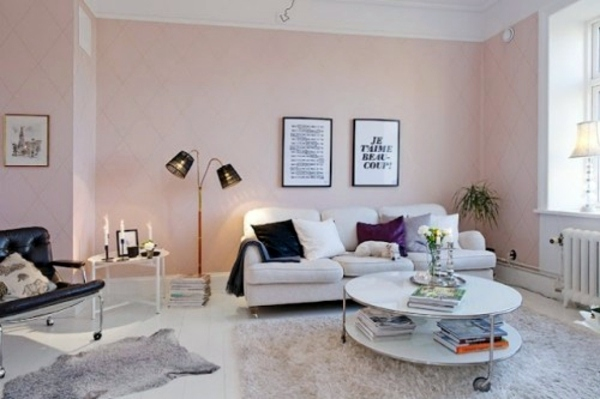 Home Wall Colors pastel tones as wall colors soften the ambience at home | interior