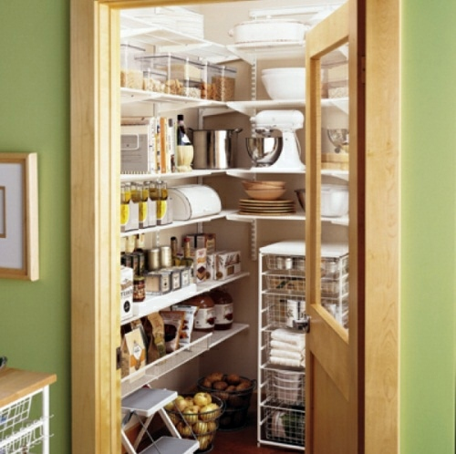 ideas in the kitchen pantry food storage interior design ideas