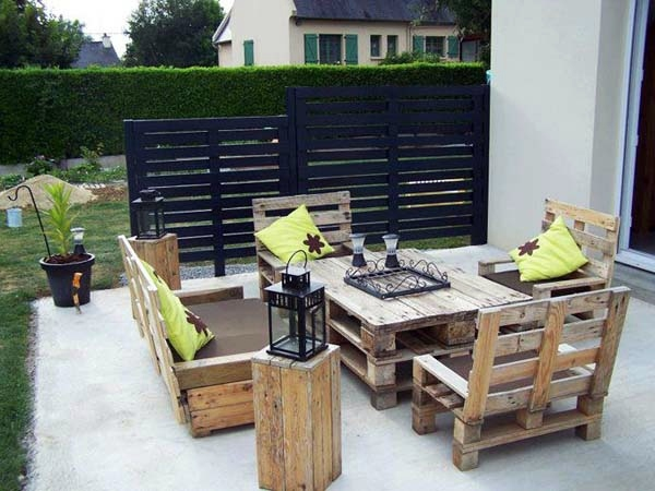 60 diy furniture from euro pallets – amazing craft ideas for you