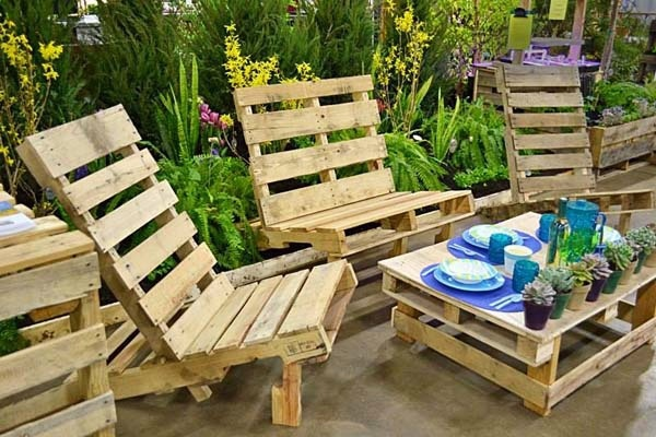 60 DIY Furniture From Euro Pallets Amazing Craft Ideas