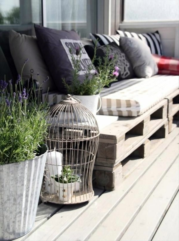 60 diy furniture from euro pallets – amazing craft ideas for you ...