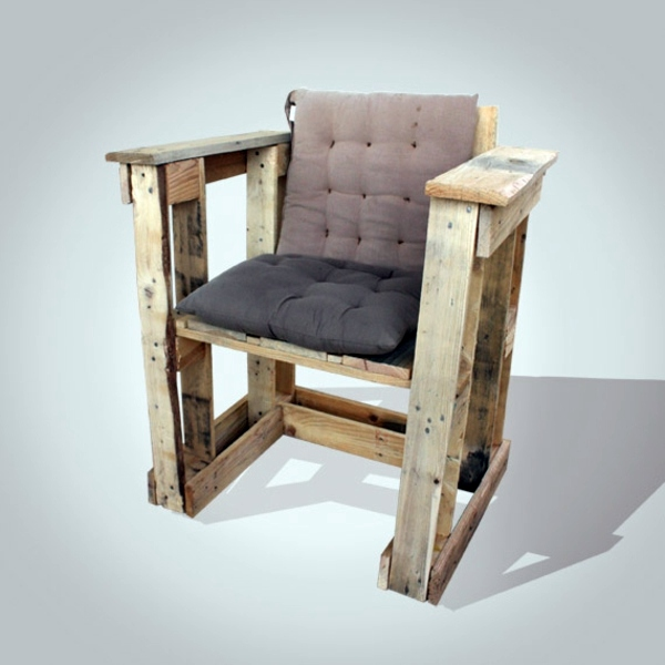 Diy Pallet Chair Design Ideas To Try: 60 DIY Furniture From Euro Pallets