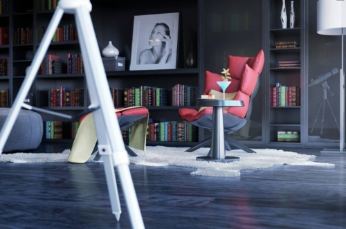 Once upon a time: 10 amazing practical house libraries | Interior ...