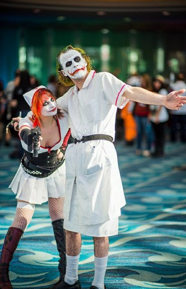Couple Halloween Cool Horror Halloween Costumes rob the breath & Cool Horror Halloween Costumes rob the breath | Interior Design ...