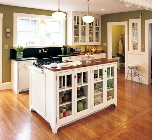 Kücheninsel - Select the perfect kitchen island - practical ideas and tips