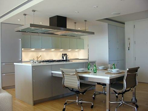 Select the perfect kitchen island - practical ideas and tips