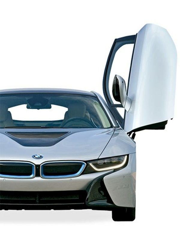 ... Contemporary   BMW I8 Electric Car   The New Sports Car And Its  Influence On Design