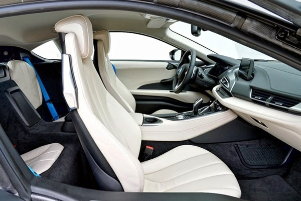 Luxury And Comfort BMW I8 Electric Car   The New Sports Car And Its  Influence On Design