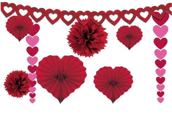Decorating ideas for Valentine\'s Day – you beautify your home ...