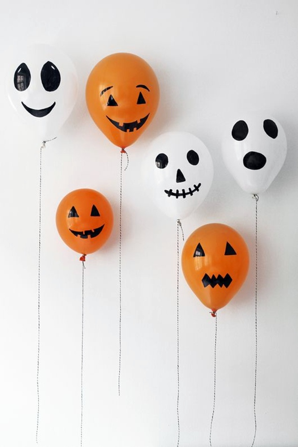 Halloween Decoration tinker and create a festive mood