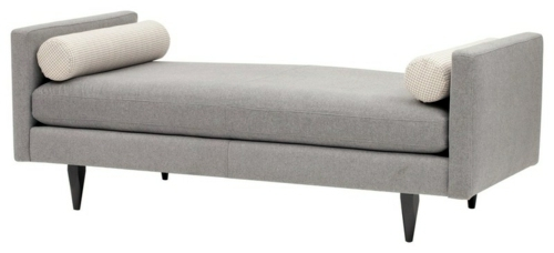 Haven daybed Cambridge Grey 20 Ideas for chaise lounge and sofa bed as a complementary device idea  sc 1 st  AVSO.ORG : backless chaise lounge - Sectionals, Sofas & Couches