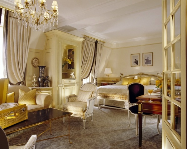 Luxury interior design ideas exclusive interiors in the for Luxury hotel bedroom interior design