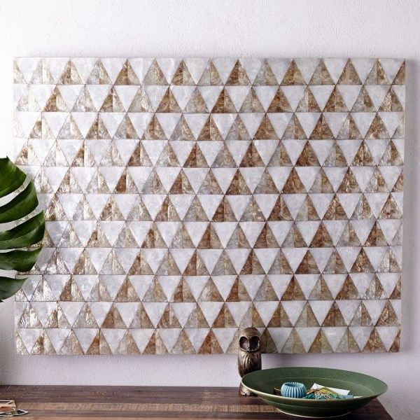 ... Wohnideen - Modern interior design ideas for the summer - 18 cool  geometric pattern